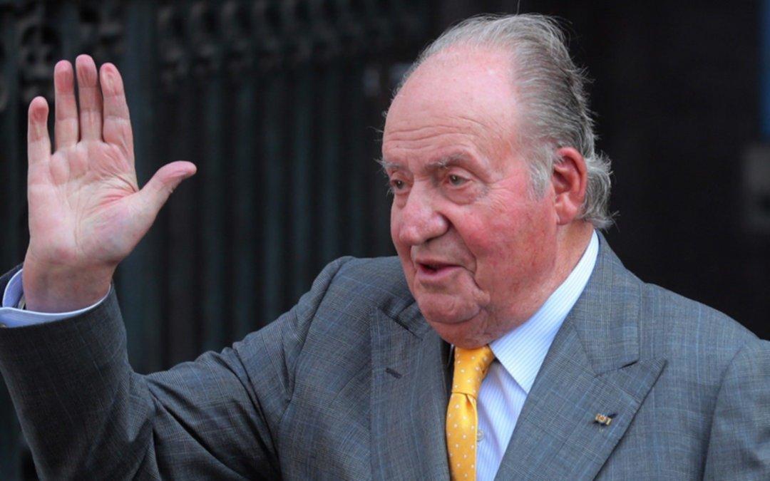 Descubren que el rey emérito Juan Carlos I introdujo miles de euros por el aeropuerto de Madrid