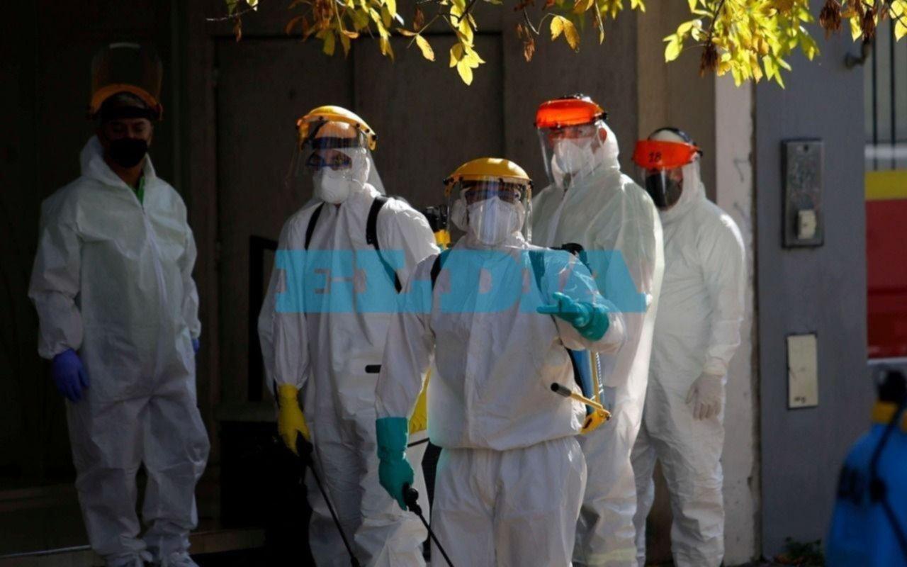 Confirmaron 75 nuevos contagios de COVID-19 en La Plata