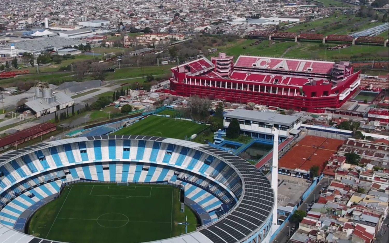 En Avellaneda, feroz pelea en las redes entre Independiente y Racing