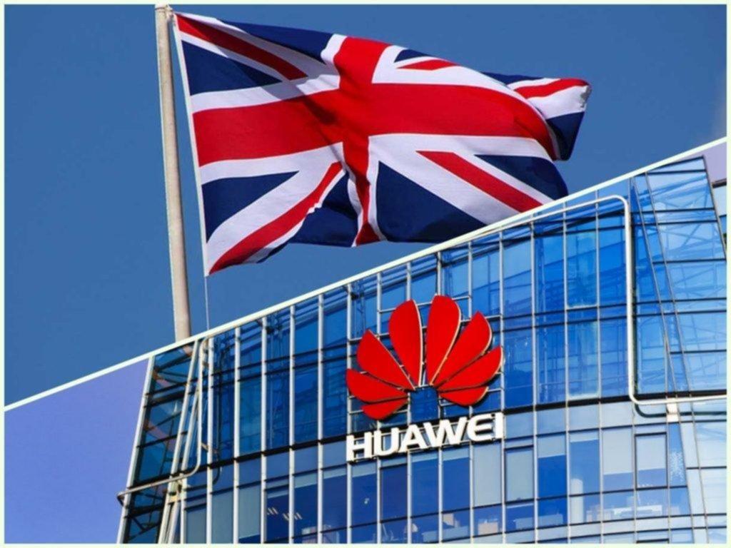 Tensión con Beijing: Reino Unido excluyó a Huawei como proveedor de redes 5G