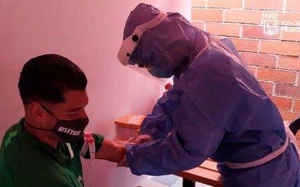Hay 51 casos de coronavirus en clubes de fútbol colombianos