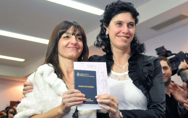 La Plata, la ciudad bonaerense con mayor cantidad de casamientos igualitarios en una década