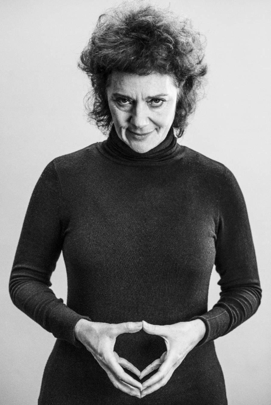 """María Onetto: """"Me protejo mucho de la mentira, estoy interesada en lo auténtico"""""""