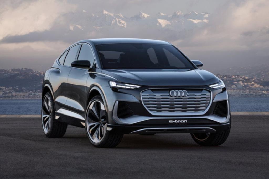 El nuevo SUV coupé de la marca de los cuatro aros