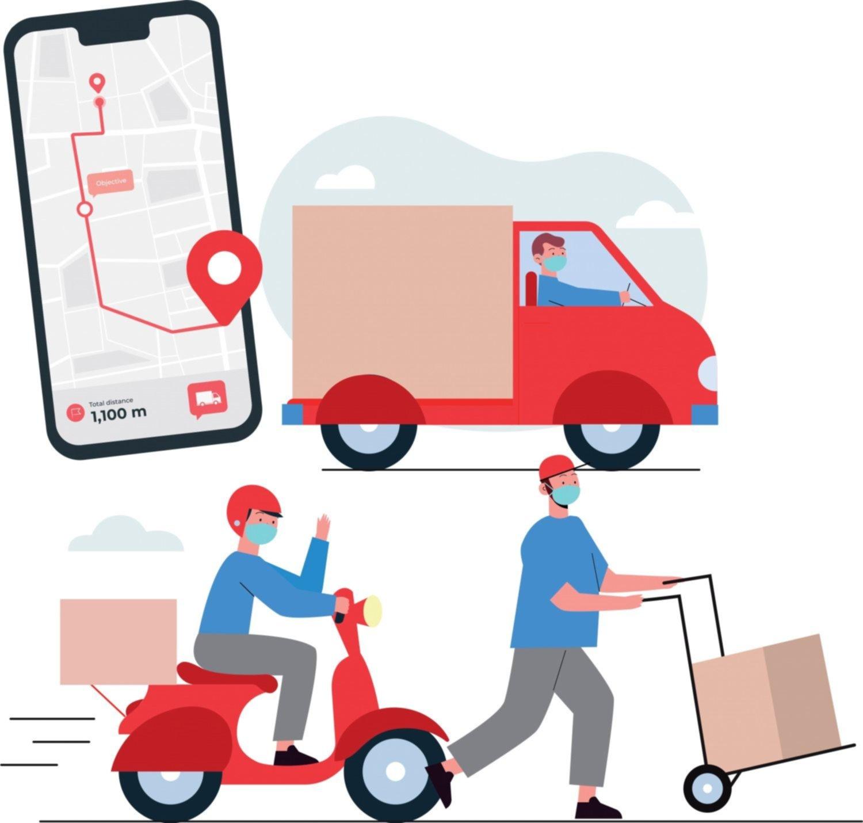 Tendencias: desde una pizza hasta un auto, la vida que se vive por delivery