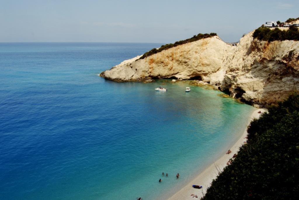 Leúcade: la isla griega espera a los viajeros del desconfinamiento