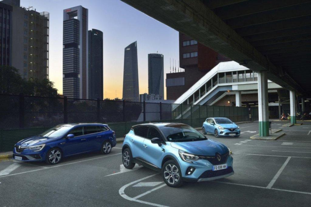 El trío exitoso de Renault ya cuenta con versión eléctrica