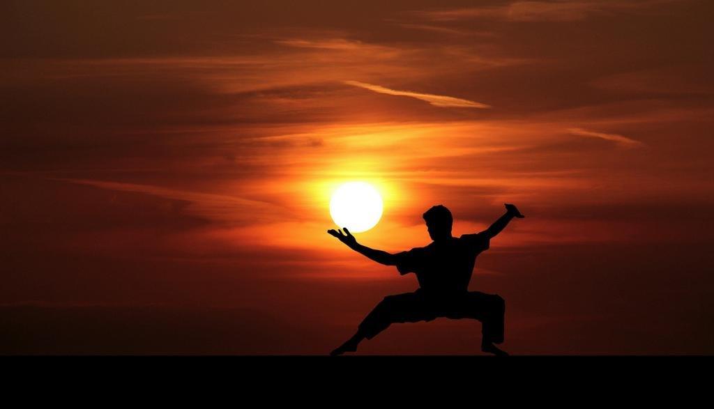 El camino del guerrero: artes marciales para el espíritu