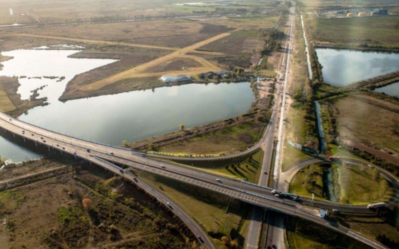 La Provincia pedirá fondos a Nación para unir la Autopista Buenos Aires - LP con la Ruta 11