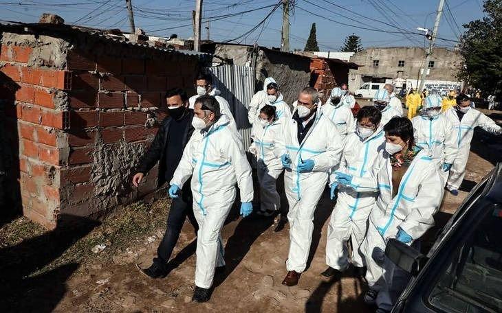 Provincia: 3.911 nuevos contagios y 67 fallecidos