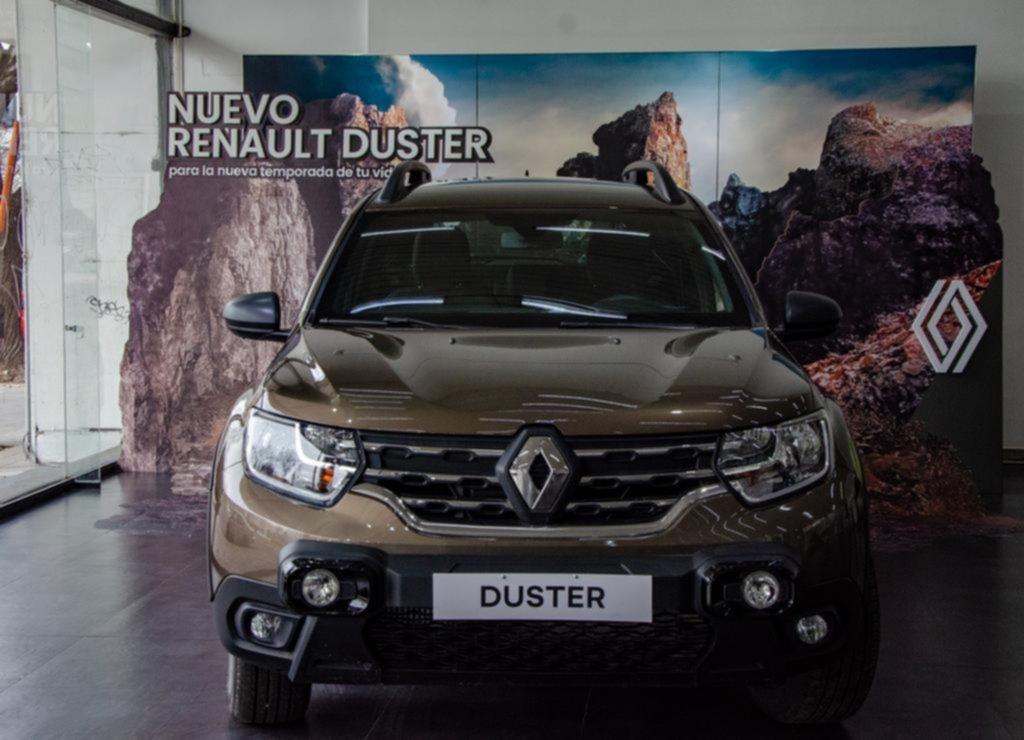 Presentaron en la Ciudad el nuevo Renault Duster