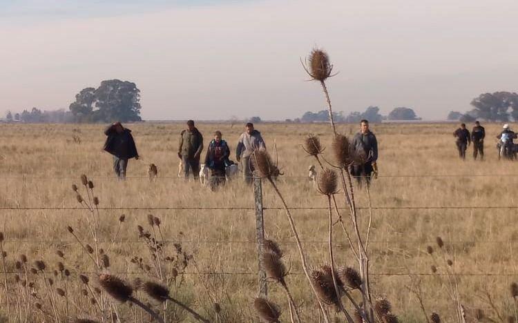 Lindo domingo para cazar, en el calabozo: detienen a seis hombres realizando caza furtiva en La Plata