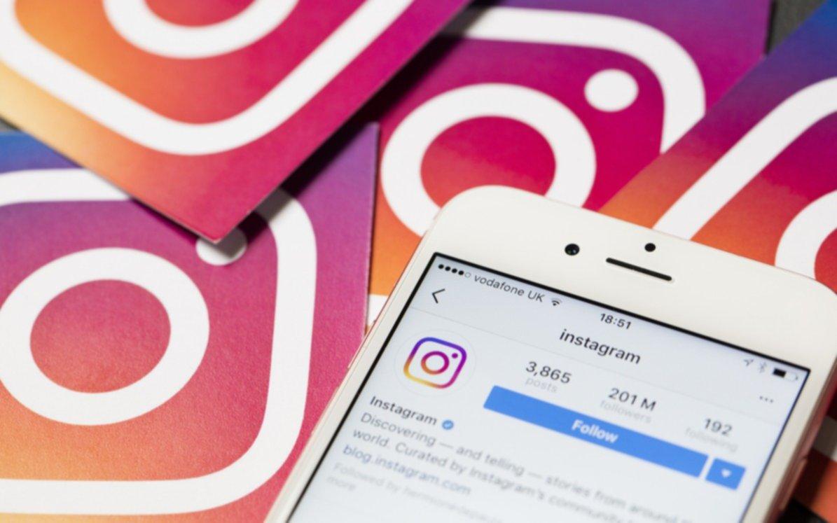 """La nueva función de Instagram: cómo evitar el """"contenido sensible"""""""