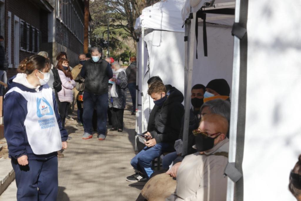 Problemas por cancelación de turnos para recibir la segunda dosis de la vacuna Sputnik V