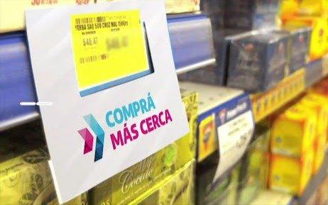 """""""Comprá Más Cerca"""" amplió su listado de productos: conocé cuáles son"""