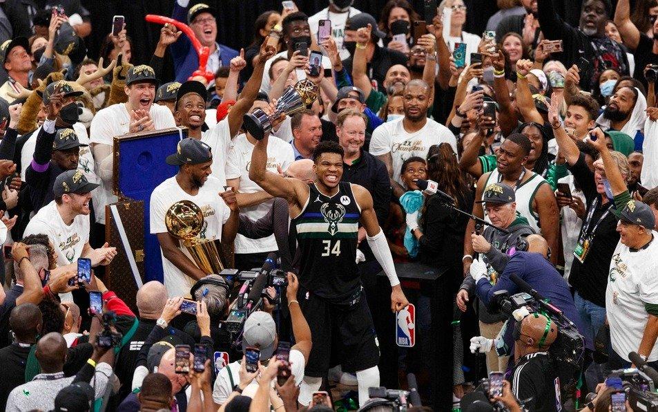 Luego de 50 años, Milwaukee Bucks se consagró campeón de la NBA