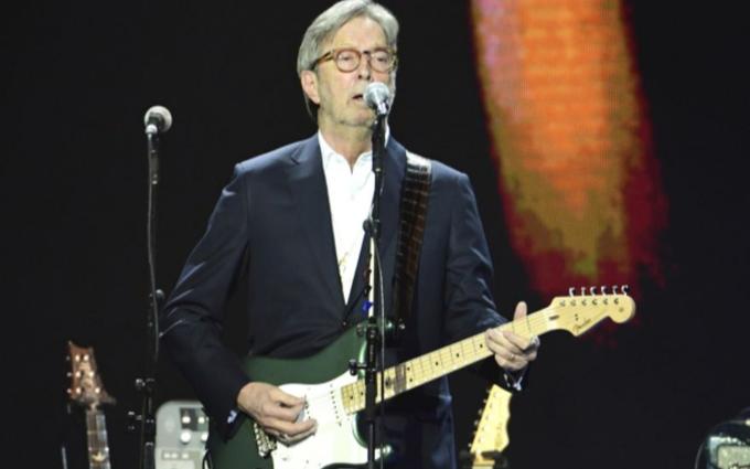 Eric Clapton se negará a realizar shows en sitios que exijan certificado de vacunación al público