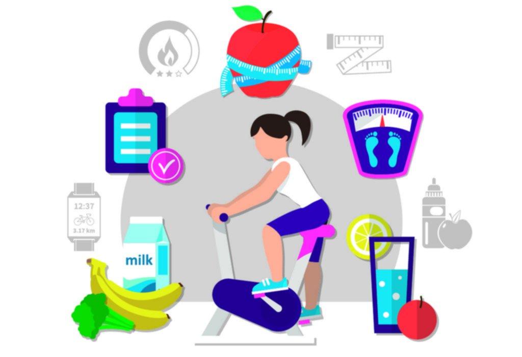 """Actividad física y buena alimentación, clave para nuestra """"maquinaria cerebral"""""""