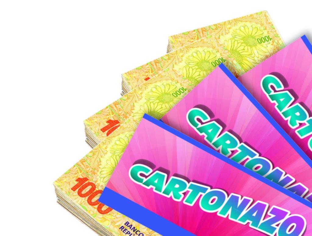 Expectativa sin igual por el Cartonazo: se viene un pozo récord por $350.000