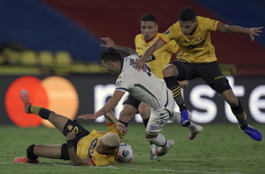 Vélez, otro equipo argentino afuera de la Libertadores