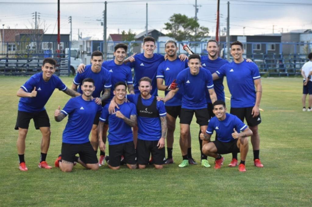 Argentina inicia la ilusión por la dorada, en fútbol