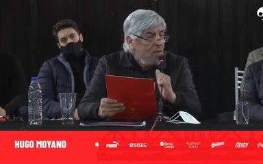 """Al Rojo vivo: unaasamblea muy """"movidita"""" en Independiente"""