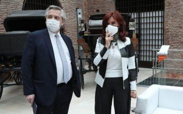 Cristina habría aceptado que la platense Tolosa Paz, la candidata de Alberto, encabece la lista