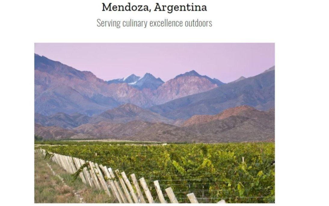 Cuál es el lugar de la Argentina elegido entre los 100 mejores por la revista Time