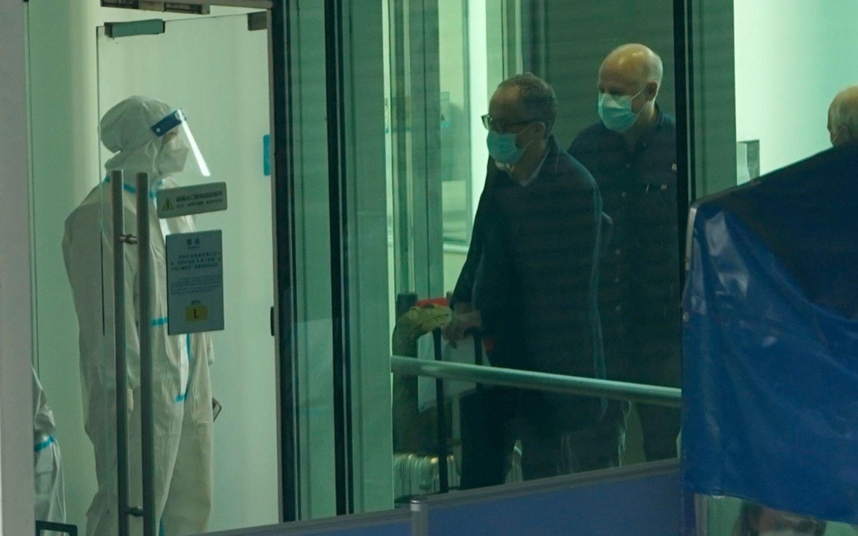 China rechaza el plan de la OMS para estudiar los orígenes del coronavirus