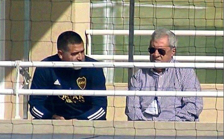 """Boca asegura que Tinelli se comprometió """"de palabra"""" a suspender el partido ante Banfield"""