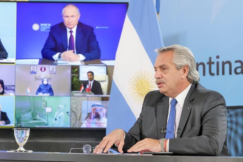 Luego de la polémica por la carta, Rusia prometió enviar vacunas Sputnik V