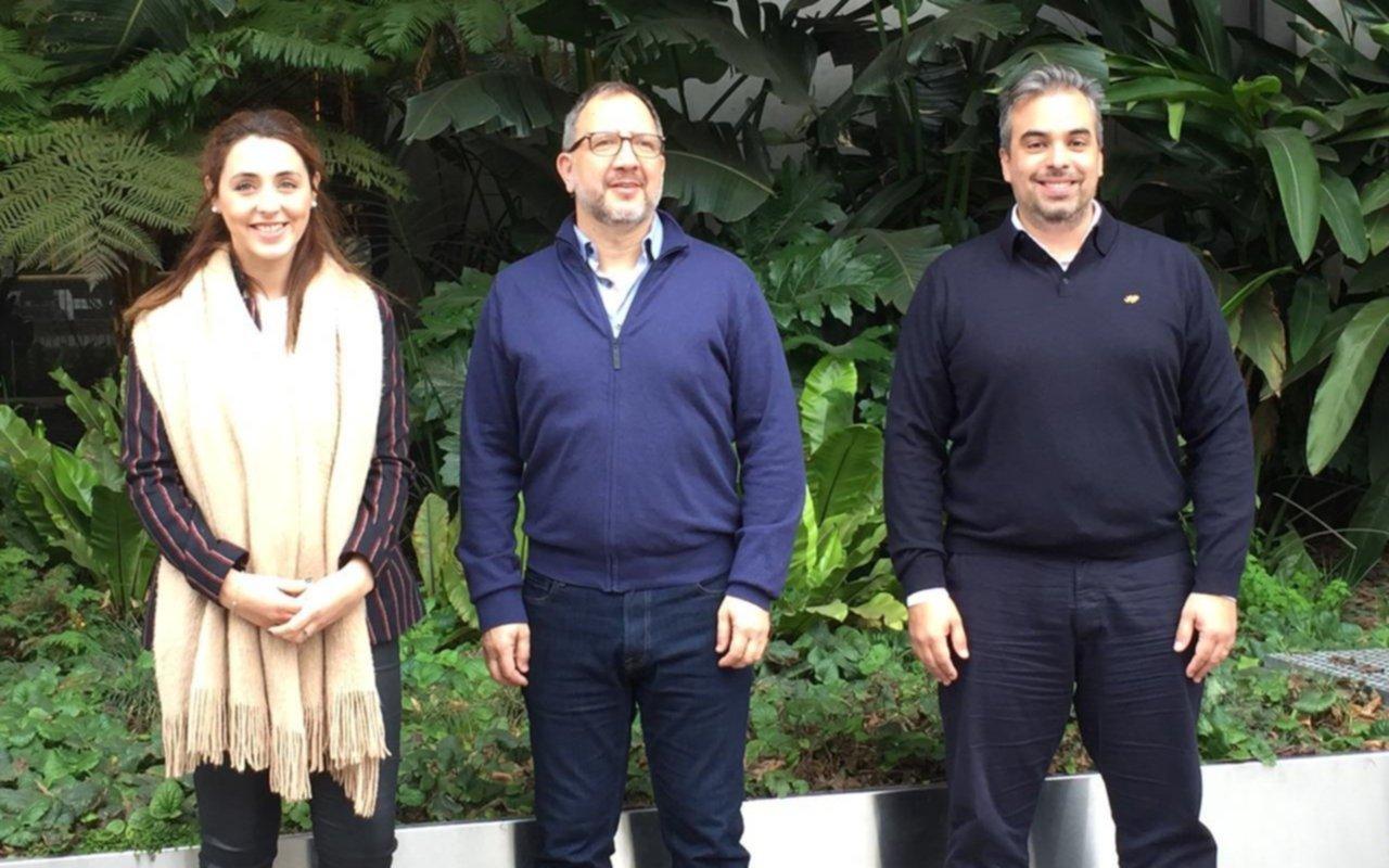 Perechodnik es el primer candidatoa diputado de Garro y la UCR lo lleva a Frangul