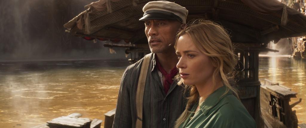 """""""Jungle Cruise"""": una aventura a la antigua para disparar una nueva saga"""