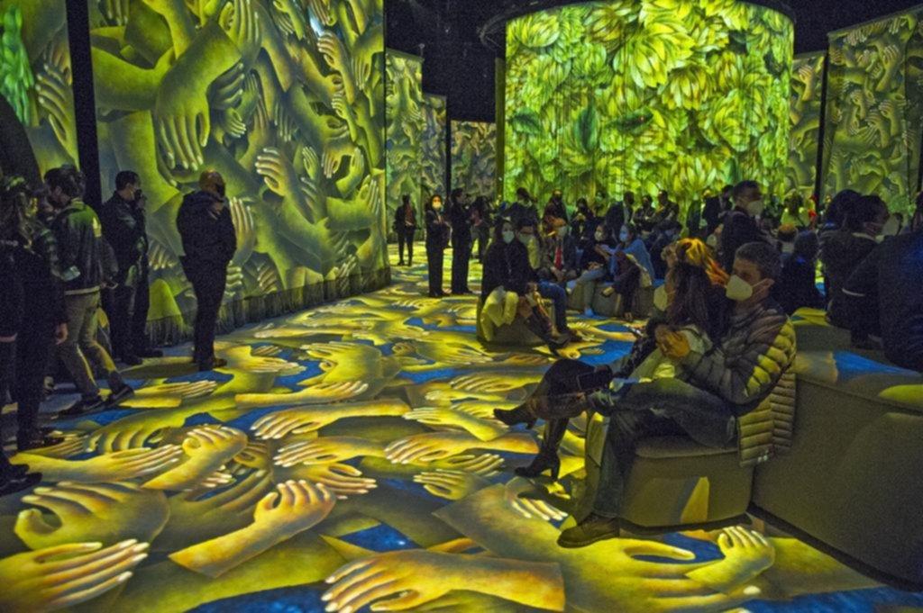 """La maravilla de """"sumergirse"""" en las obras de Frida Kahlo"""