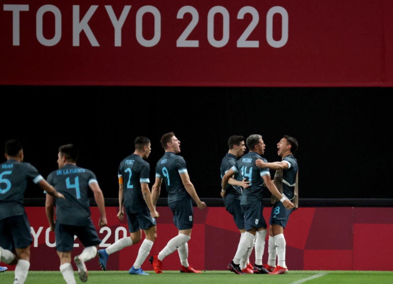 La Selección de Batista le ganó a Egipto y sueña con clasificar en Tokio