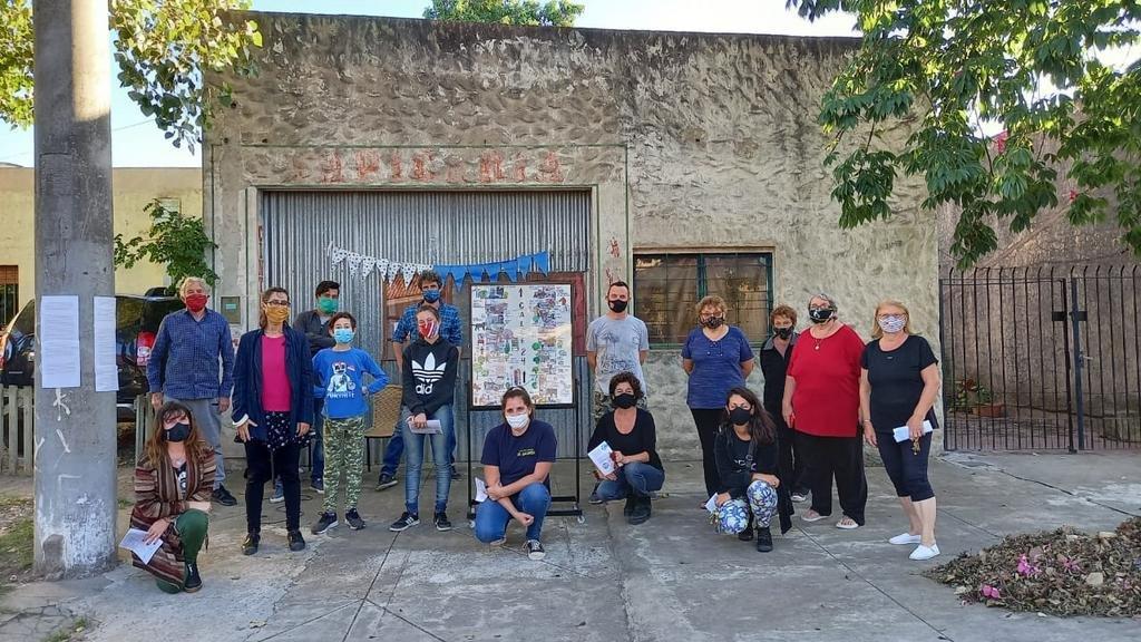Buenos vecinos: el arte y un mapa que reúne
