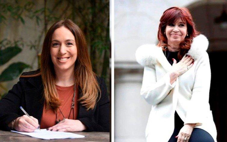 """Vidal le respondió a Cristina Kirchner: """"¿Qué es ser rudo: decirle nazi y fascista a la oposición?"""""""