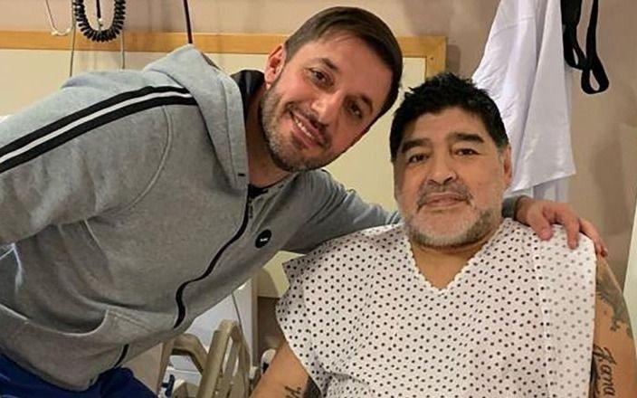 Maradona: apartan a Morla como querellante en la causa por la muerte y piden investigarlo