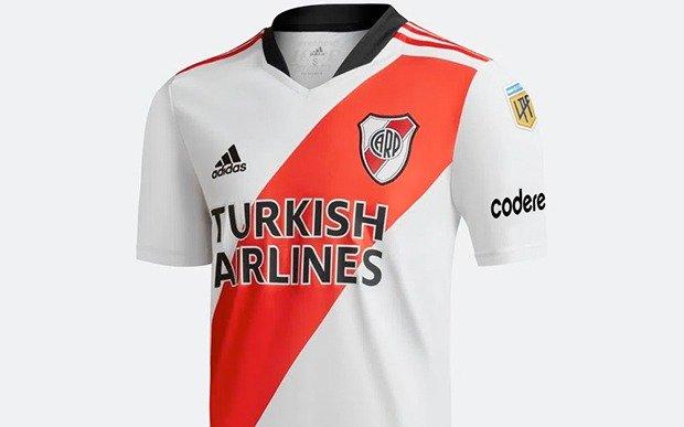 River con nuevo sponsor en la camiseta que pagará más de 12 millones de dólares