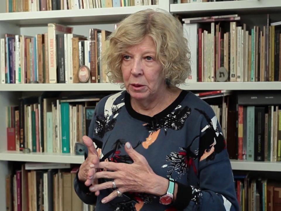 Adiós a la poeta, ensayista y docente Tamara Kamenszain