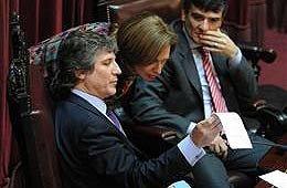 La UCR pide convocar a Boudou y Vanderbroele a Diputados