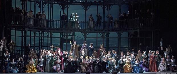 Una reposición fundamental en el Teatro Argentino