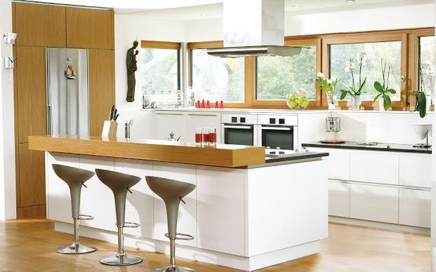 Barras para lucir y disfrutar en la cocina - Hogar