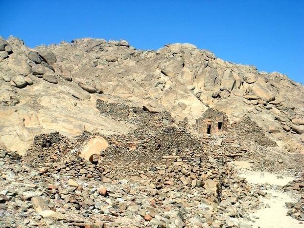 Egipto: el primer mapa geológico estaba muy adelantado para la época