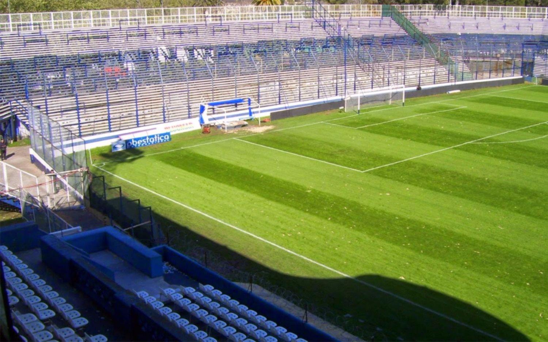 El estadio del Bosque será sede de la Copa Argentina