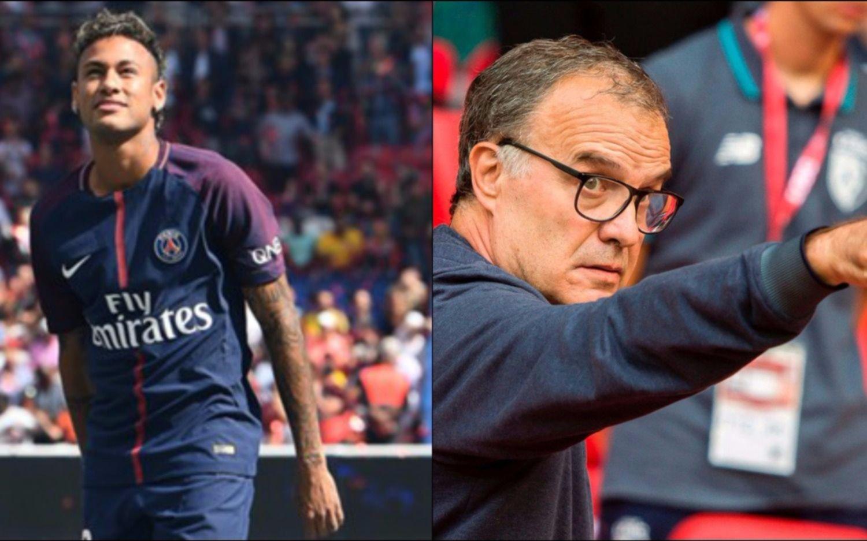 Bielsa y Neymar acaparan las miradas en una nueva jornada de la Liga 1 de Francia