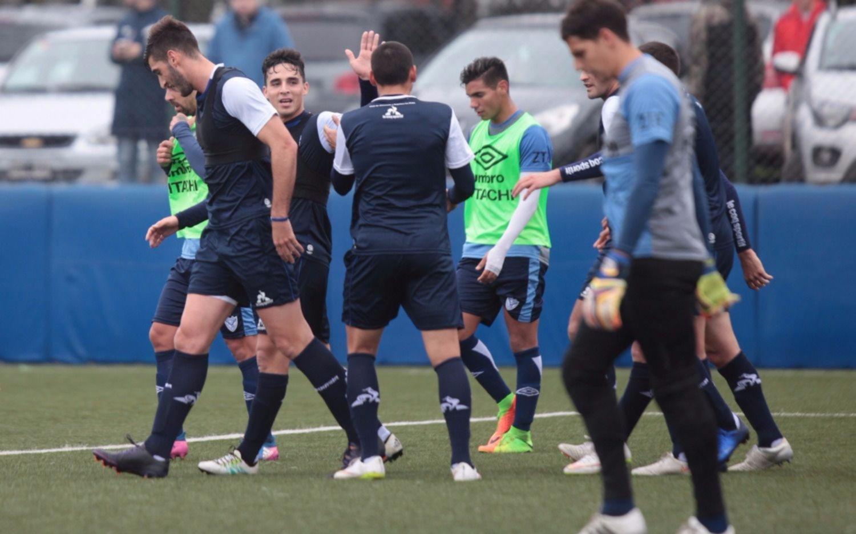 Los goles del Lobo en la victoria ante Vélez