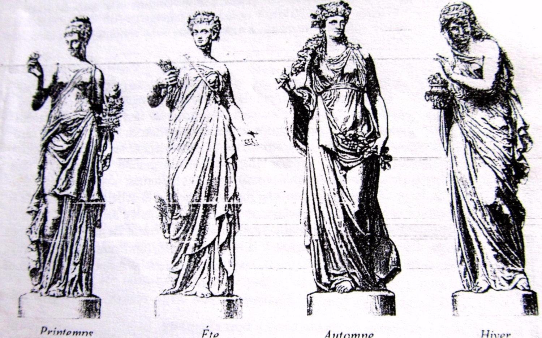 El mito de las estatuas de Plaza Moreno