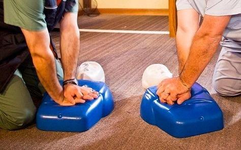 Crece el interés por aprender las maniobras de resucitación cardiopulmonar