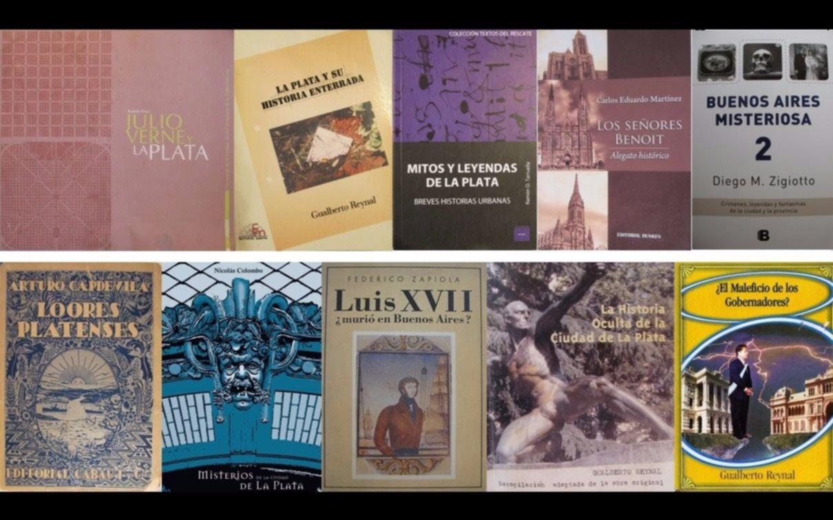 Diez libros para conocer los misterios de la ciudad